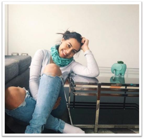 Blogger    Giannina Romero - Blogger and doctor.